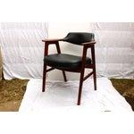 Image of Erik Kirkegaard Mid-Century Danish Desk Chair