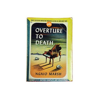 Overture to Death by Ngaio Marsh, 1943