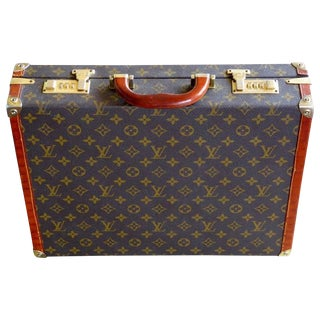 Vintage Combination Briefcase by Louis Vuitton