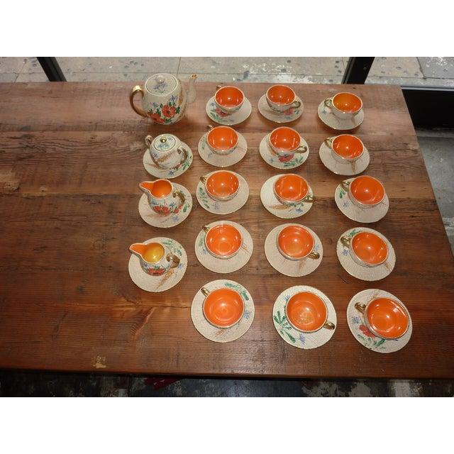 Italian Mid-Century Tea and Coffee Set - 38 Pcs - Image 4 of 4