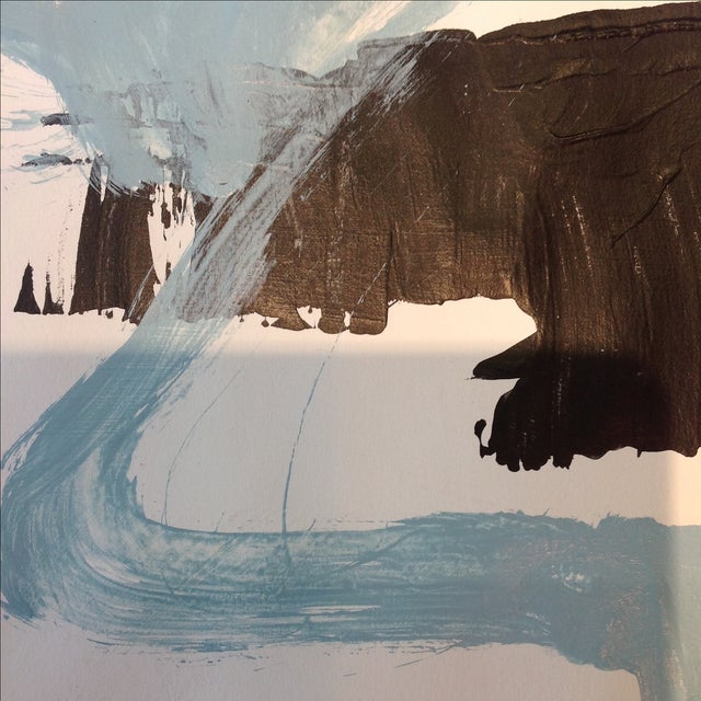 Todd Alexander Contemporary Painting On Paper Chairish