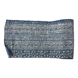 Vintage Hand Blocked Batik Fabric