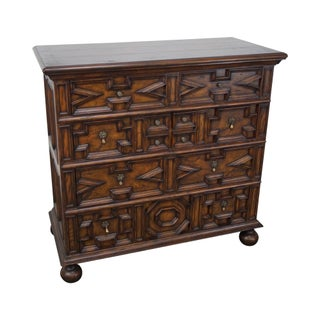 Charles II Style Chest of Drawers by Schumacher