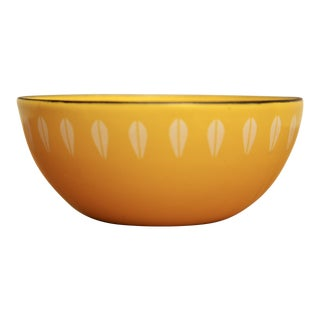 Cathrineholm Small Egg Yolk Yellow Bowl