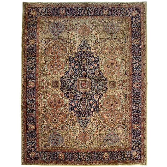 Opulent Vintage Kayseri Carpet - 8'6 X 11'3 - Image 1 of 5