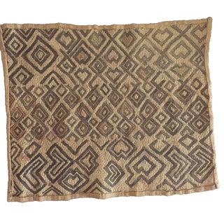African Kuba Textile I