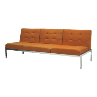French Mid-Century Sofa by Airborne International
