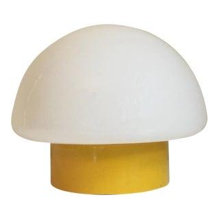 Lightolier Vintage Mushroom Lamp