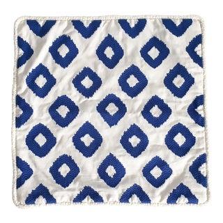 "Stroheim Dana Gibson 17"" Embroidered Pillow"
