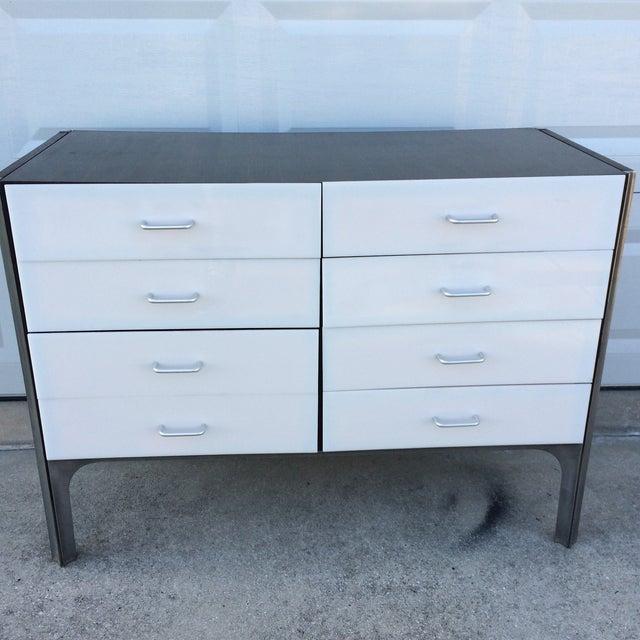 Mid-Century Modern Raymond Loewy Chest Dresser - Image 2 of 8