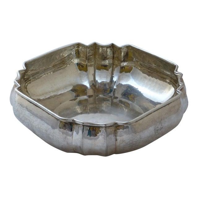 Vintage Hand Hammered Arts & Crafts Bowl - Image 1 of 11