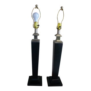 Tyndale Contemporary Lamps - a Pair