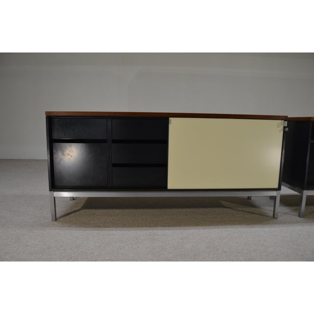 Art Metal for Knoll Int. Mid-Century Office Cabinets - A Pair - Image 10 of 10