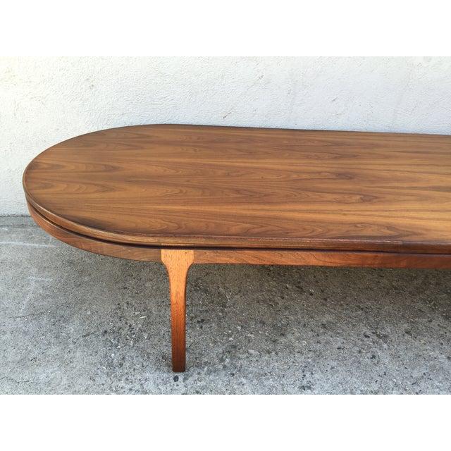 Mid-Century Walnut Coffee Table - Image 8 of 11