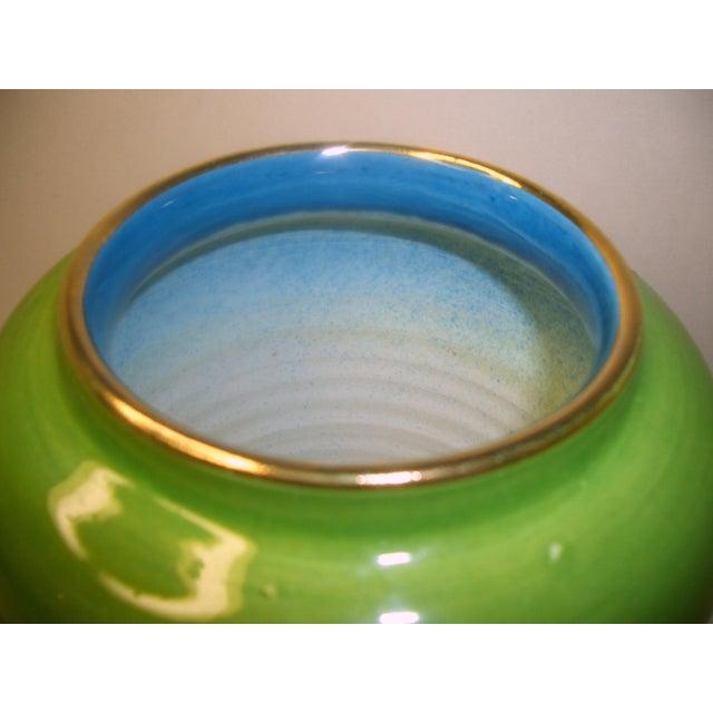 Mid Century Vase Art Pottery Bitossi Jar - Image 6 of 8