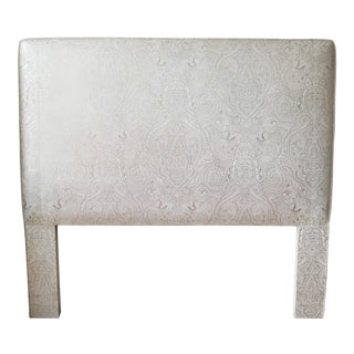 Osborne and Little Upholstered Queen Size Headboard