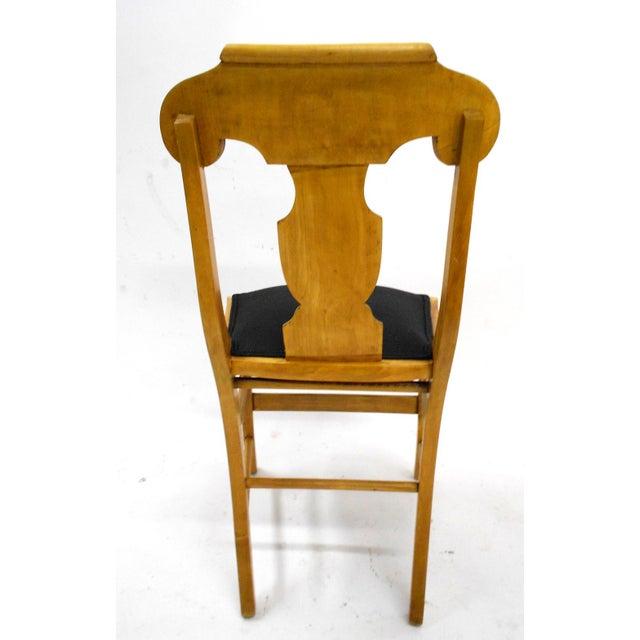 1920s Biedermeier Style Desk Chair - Image 7 of 7