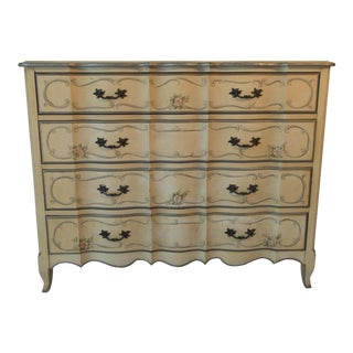 Vintage French Country Dresser