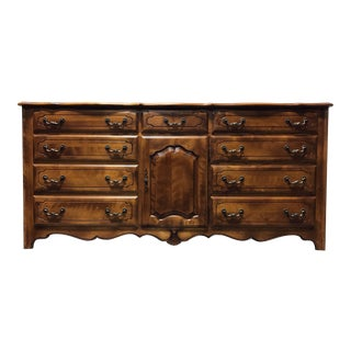 Ethan Allen French Country Triple Dresser