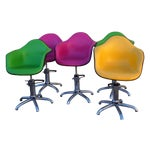 Image of Original Herman Miller Dining Chairs - 5