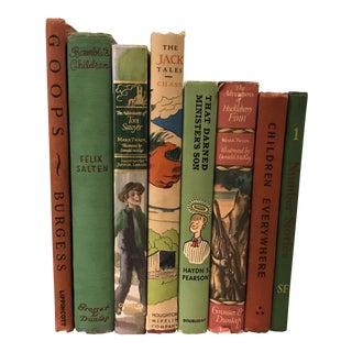 Vintage Children's Books - Set of 8