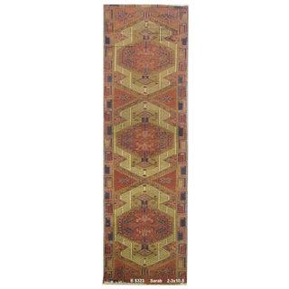 Vintage Persian Sarab Rug - 2'3'' x 10'5''