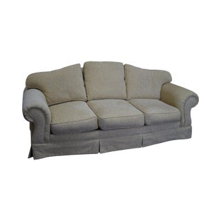Lillian August Custom Upholstered Traditional Sofa