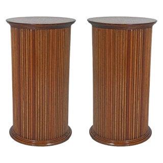 Vintage Pair of Pedestals