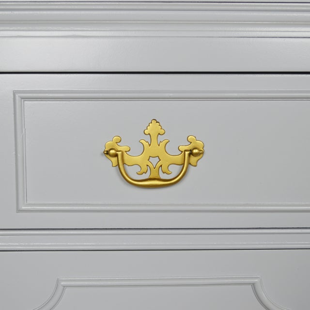 Image of Fretwork Chippendale Breakfront