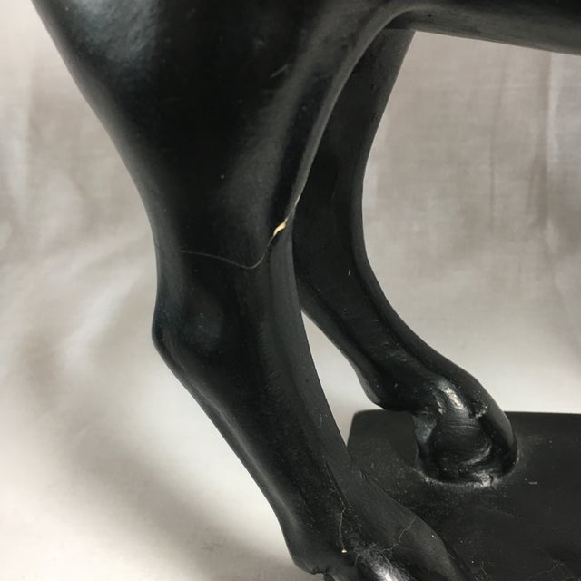Image of Chalkware Tang Style Horse Figure
