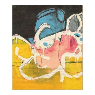 """Fractional Portrait"" Birch Print"