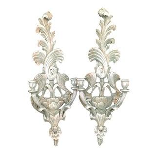 Venetian Sconces - A Pair
