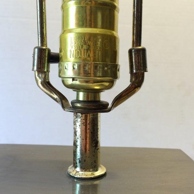 Mid-Century Fredrick Cooper-Style Asian Lamp - Image 8 of 11