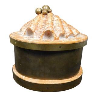 Vintage Clamshell Box