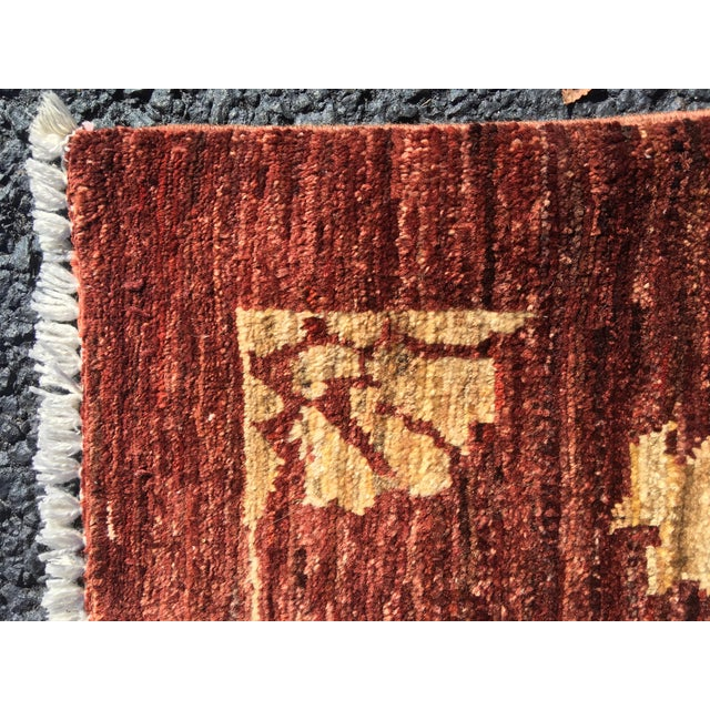 "Brand New Very Soft Turkish Oushak Rug - 5'5"" x 6' - Image 8 of 11"