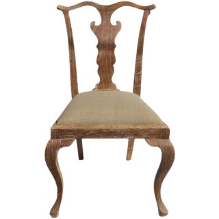 Three Contemporary Queen Anne Style Dining Chairs