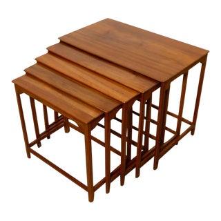 Nesting Tables by Edward Wormley for Dunbar