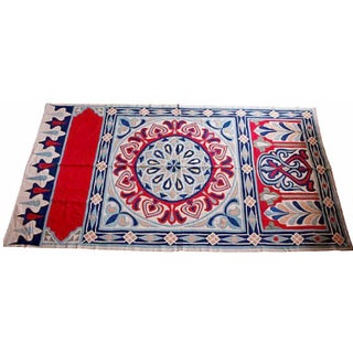 1920s Handmade Egyptian Hanging Textile
