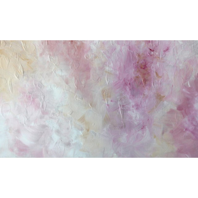 """Image of """"Blossoms"""" Textured Fine Art Painting"""