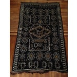 Image of Antique Berber-Style Moroccan Rug