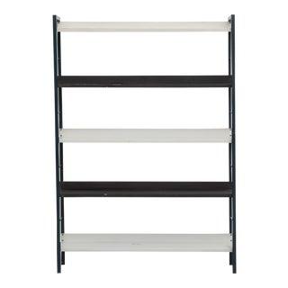 Tomado Industrial Metal Standing Bookshelf