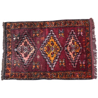 Evie Small Turkish Tribal Rug - 2′2″ × 3′4″