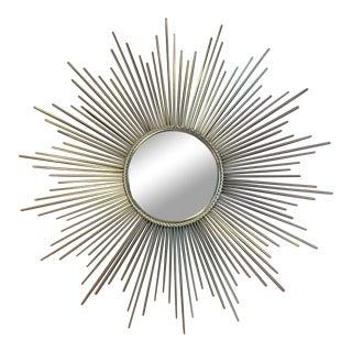 Art Deco Sunburst Mirror