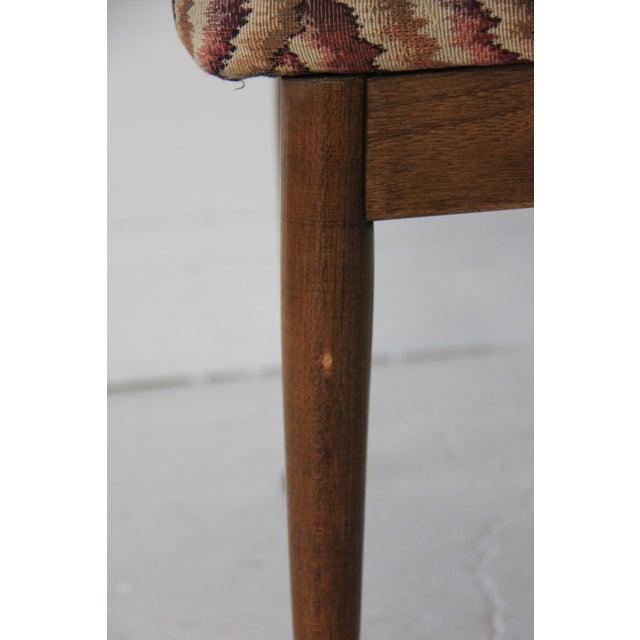 Vintage Mid-Century Modern Desk Chair - Image 8 of 10