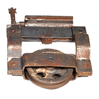 Early 20th C. Barn Door Roller - 6 Available