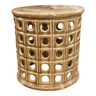 Tiktok Ceramic Garden Stool