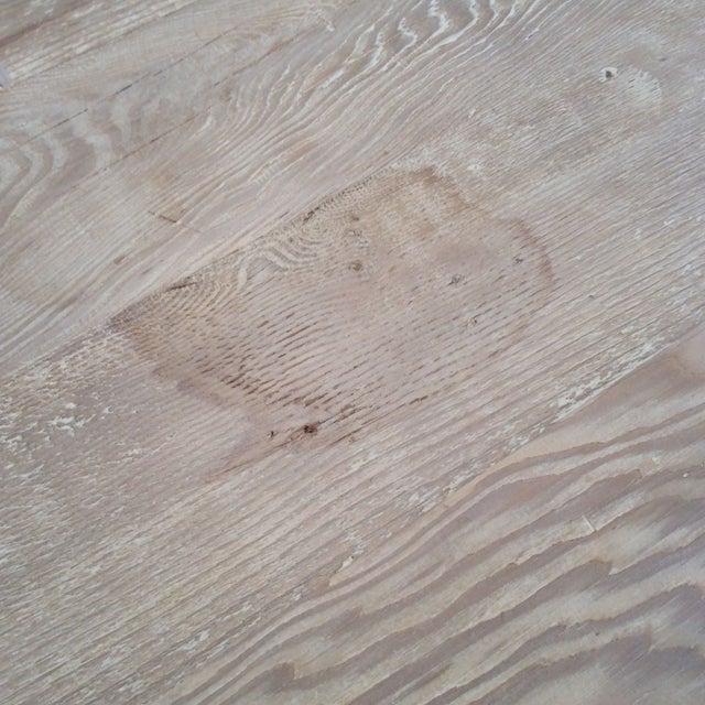 Image of Customer Furniture La Reclaimed Lumber X-Desk