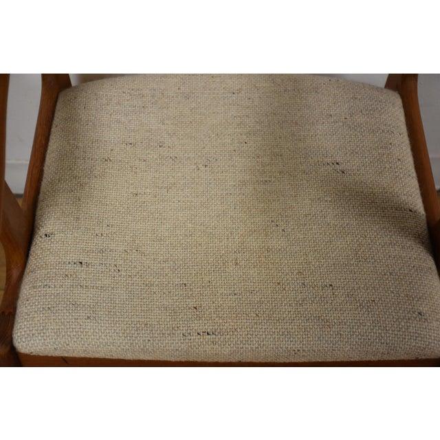 Mid-Century Teak Side Chair - Image 5 of 11