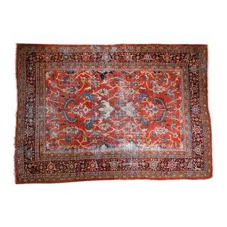 "Vintage Mahalati Carpet - 8'7"" x 11'10"""
