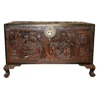 19th Century Camphor Chest